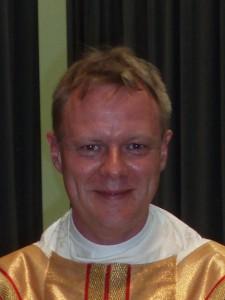 Revd Fr Allan Jone CRIC