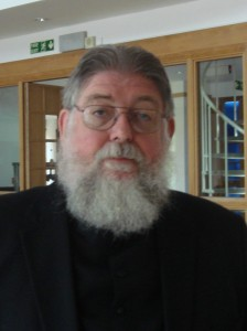 Revd Dr James Cassidy CRIC