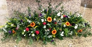 Opening of Festival of Flowers @ The Church of Christ the Cornerstone